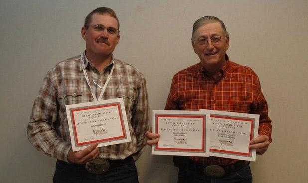 2010-2011 RVSC Winners